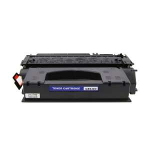 Compatible for HP Q5949X (49X) toner cartridge - high capacity MICR black
