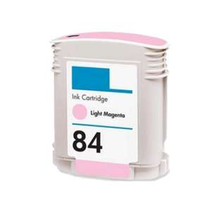 Remanufactured HP C5018A (HP 84 ink) high quality inkjet cartridge - light magenta