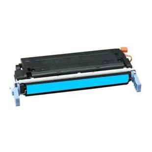 Compatible for HP C9721A (641A) toner cartridge - cyan