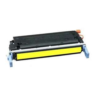 Compatible for HP C9722A (641A) toner cartridge - yellow