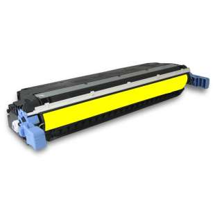 Compatible for HP C9732A (645A) toner cartridge - yellow