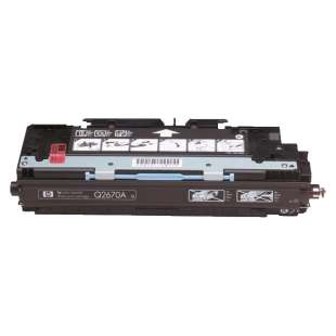 Compatible for HP Q2670A (308A) toner cartridge - black cartridge
