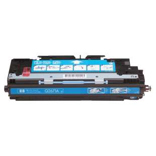 Compatible for HP Q2671A (309A) toner cartridge - cyan