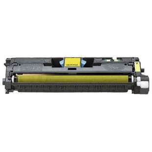 Compatible for HP Q3962A (122A) toner cartridge - yellow