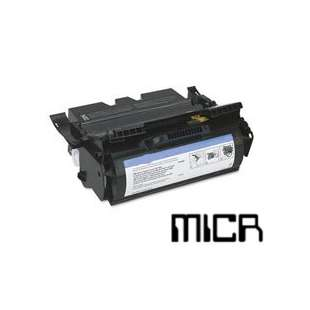 Remanufactured Lexmark 75P6961 toner cartridge - MICR black