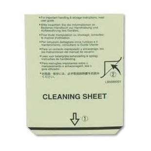 Inkjet Printer Cleaning Sheets