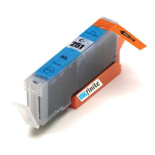 INKfinite Compatible Cartridge for Canon CLI-251C XL Cyan