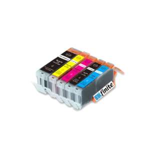 INKfinite Compatible Cartridges Multipack for Canon PGI-270 XL / CLI-271XL - 5 pack
