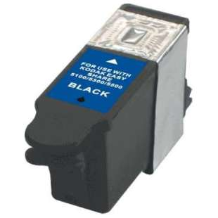 Compatible ink cartridge guaranteed to replace Kodak 8237216 (#10XL) - black cartridge