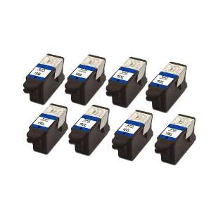 Compatible high quality inkjet cartridges Multipack for Kodak #10XL - 8 pack