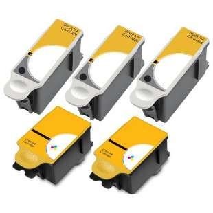 Compatible high quality inkjet cartridges Multipack for Kodak #30XL - 5 pack