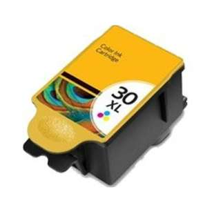 Compatible ink cartridge guaranteed to replace Kodak 1341080 (#30XL) - color cartridge