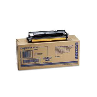 Original Konica Minolta 1710471-001 toner cartridge - black cartridge
