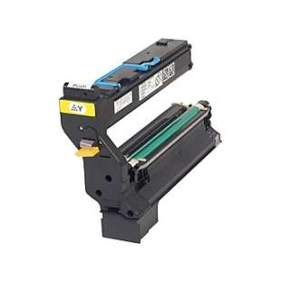 Compatible Konica Minolta 1710580-002 toner cartridge - yellow