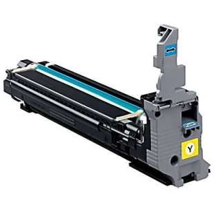 Compatible Konica Minolta A03105F toner drum - yellow