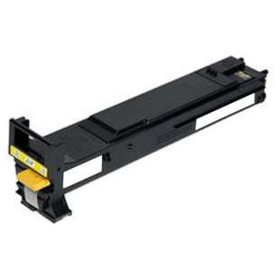 Compatible Konica Minolta A06V233 toner cartridge - high capacity yellow