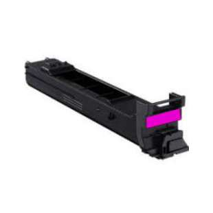 Compatible Konica Minolta A06V333 toner cartridge - high capacity magenta