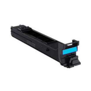 Compatible Konica Minolta A06V433 toner cartridge - high capacity cyan