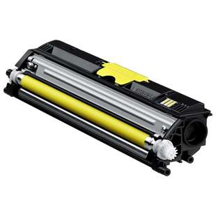 Compatible Konica Minolta A0V306F toner cartridge - yellow