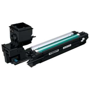 Compatible Konica Minolta A0WG02F toner cartridge - high capacity black