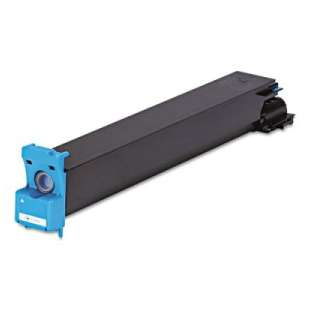 Compatible Konica Minolta TN-210C toner cartridge - cyan