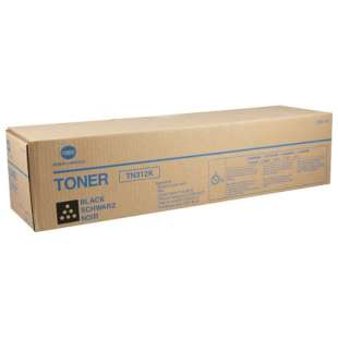 Original Konica Minolta 8938-701 (TN312K) toner cartridge - black