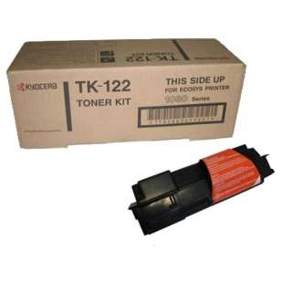 Original Kyocera Mita TK-122 toner cartridge - black cartridge