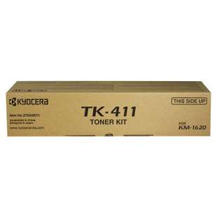 Original Kyocera Mita TK-411 toner cartridge - black