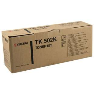 Original Kyocera Mita TK-502K toner cartridge - black cartridge