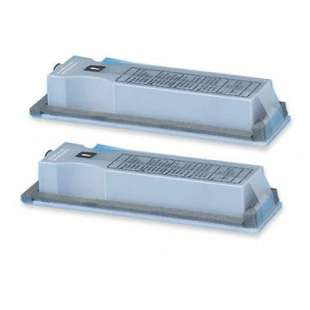 Compatible Kyocera Mita 37040080 toner cartridge - black cartridge - 2-pack