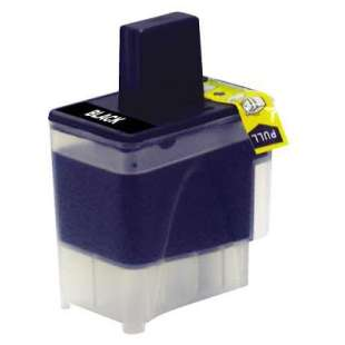 Compatible ink cartridge guaranteed to replace Brother LC41Bk - black cartridge