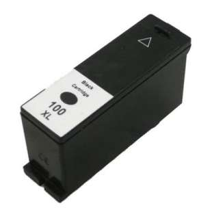 Compatible Lexmark 14N1092 (#100XL ink) high quality inkjet cartridge - high capacity black
