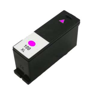 Compatible Lexmark 14N1094 (#100XL ink) high quality inkjet cartridge - high capacity magenta