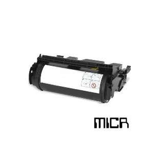 Remanufactured Lexmark 12A7365 toner cartridge - MICR extra high capacity black