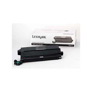 Original Lexmark 12N0771 toner cartridge - black cartridge