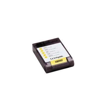 Original Lexmark 1380493 high quality inkjet cartridge - yellow