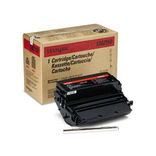 Original Lexmark 1382150 toner cartridge - high capacity black