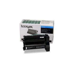 Original Lexmark 15G031C toner cartridge - cyan