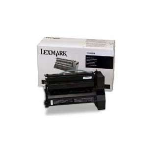 Original Lexmark 15G031K toner cartridge - black cartridge