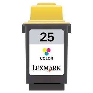 Original Lexmark 15M0125 (#25 ink) high quality inkjet cartridge - color cartridge