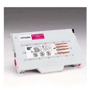 Original Lexmark 15W0901 toner cartridge - magenta