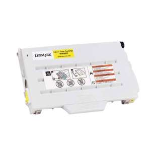 Original Lexmark 15W0902 toner cartridge - yellow