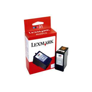Original Lexmark 18C0031 (#31 ink) high quality inkjet cartridge - photo
