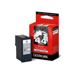 Original Lexmark 18Y0144 (#44XL ink) high quality inkjet cartridge - high capacity black