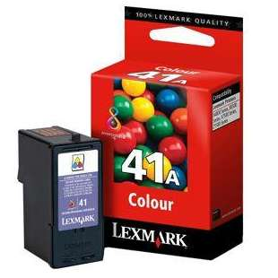 Original Lexmark 18Y0341 (#41A ink) high quality inkjet cartridge - color cartridge
