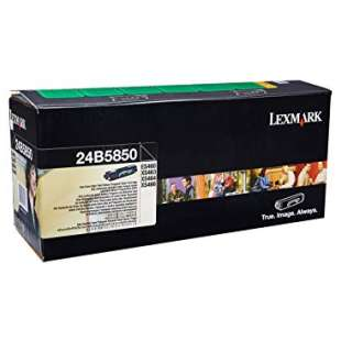 Original Lexmark 24B5850 toner cartridge - high capacity black