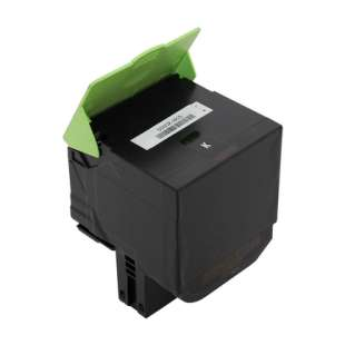 Remanufactured Lexmark 70C1XK0 toner cartridge - extra high capacity black