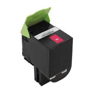 Remanufactured Lexmark 70C1XM0 toner cartridge - extra high capacity magenta