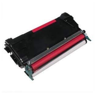 Remanufactured Lexmark C5222MS toner cartridge - magenta