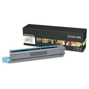 Original Lexmark C925H2CG toner cartridge - high capacity black